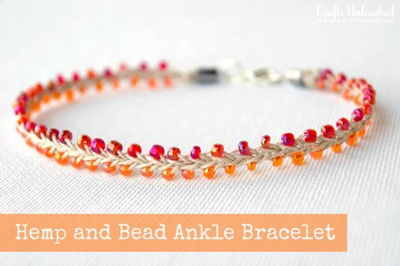 05-Adorable-DIY-Anklets