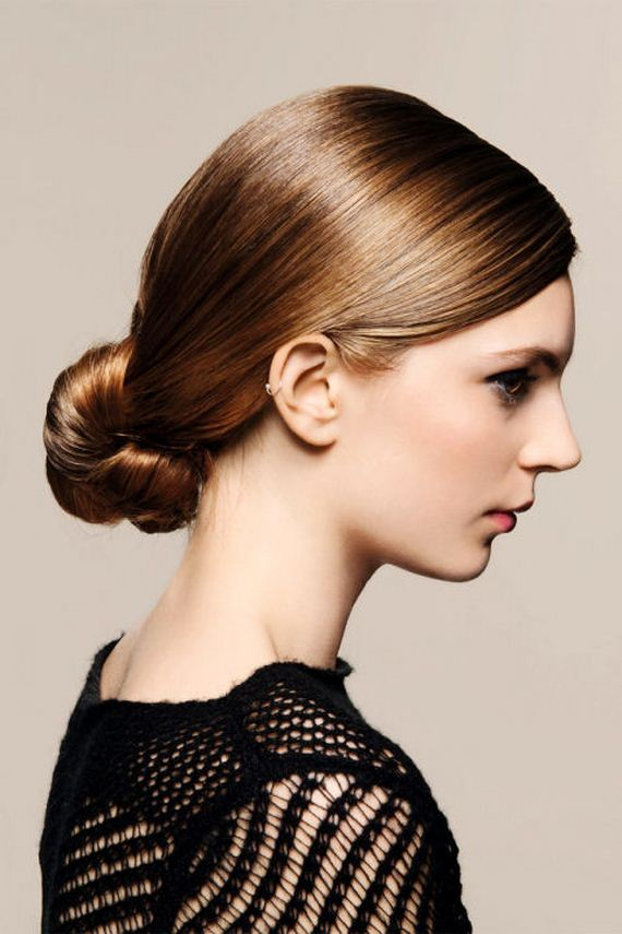 06-Low-Bun-Hairstyles