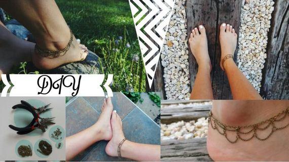 09-Adorable-DIY-Anklets