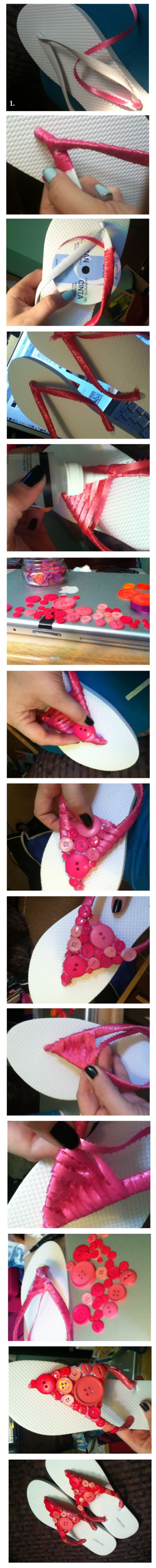 09-Diy-Ruffle-flip-flops-Sandals