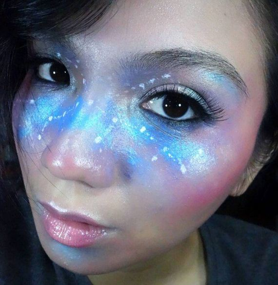 02-Galaxy-Makeup-Ideas