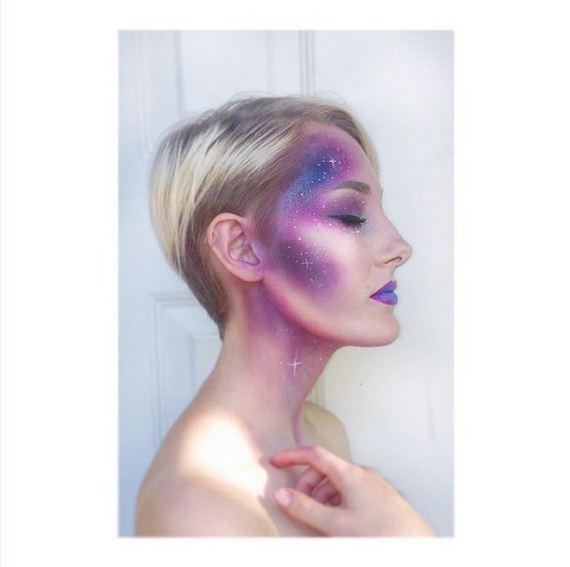05-Galaxy-Makeup-Ideas