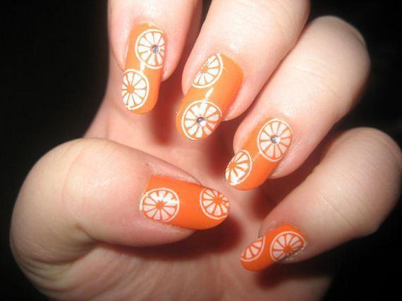 05-orange-nail-art