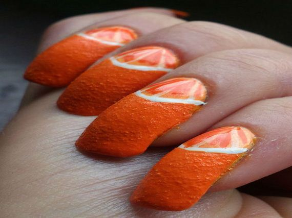 06-orange-nail-art