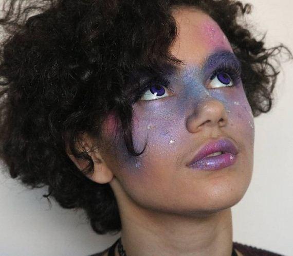 09-Galaxy-Makeup-Ideas