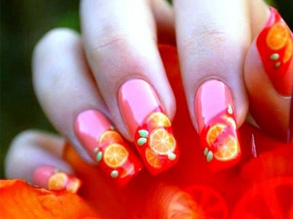 12-orange-nail-art