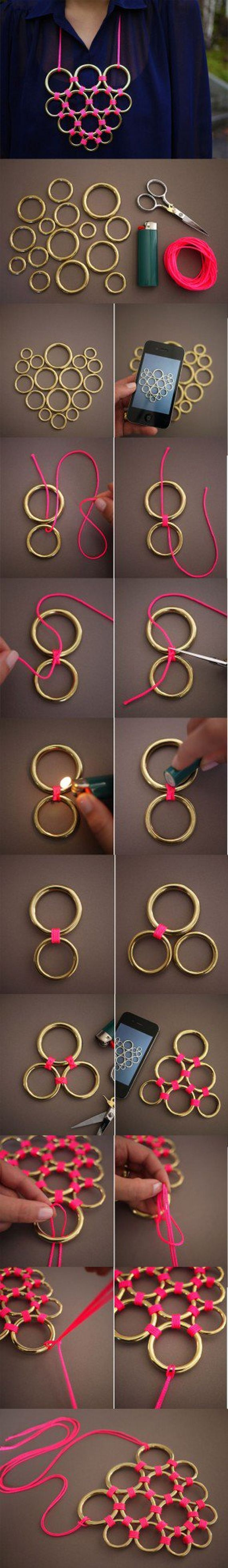21-diy-statement-necklace-jewelry-tutorial-ideas