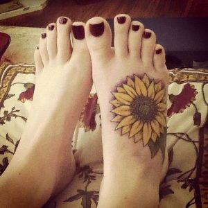 12-instep-tattoos