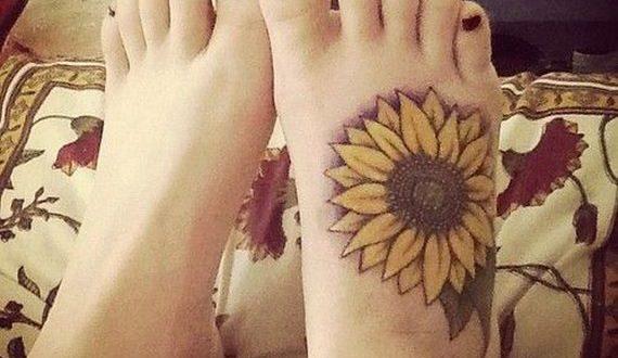 12-instep-tattoos
