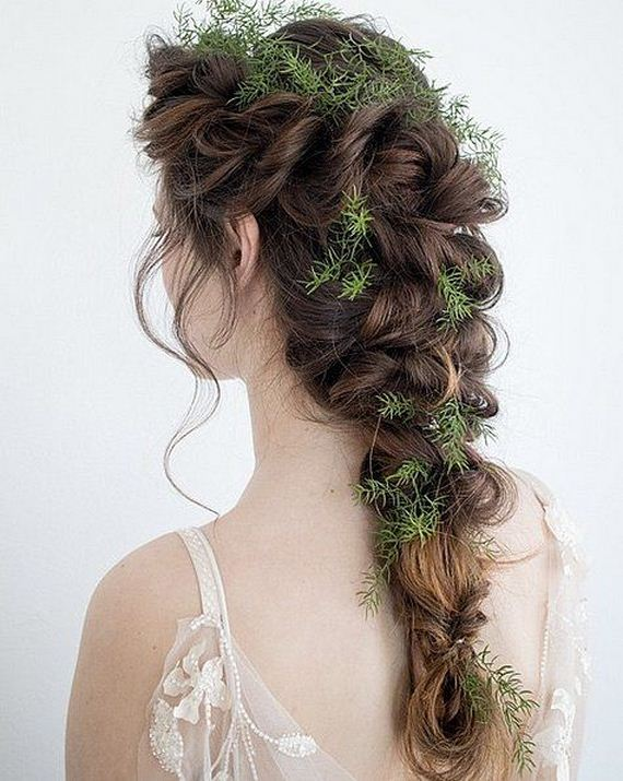 Amazing wedding hairstyles ideas for fall