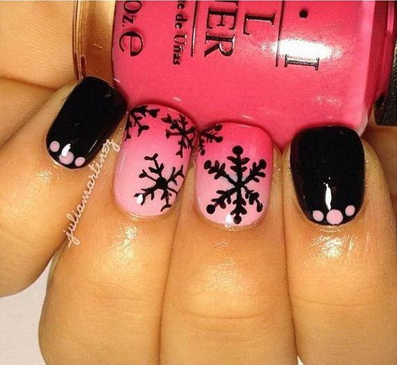 07-cool-snowflake-nail-art-designs