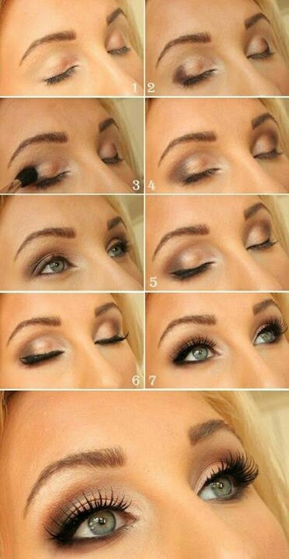 Amazing Party Eye Makeup Ideas