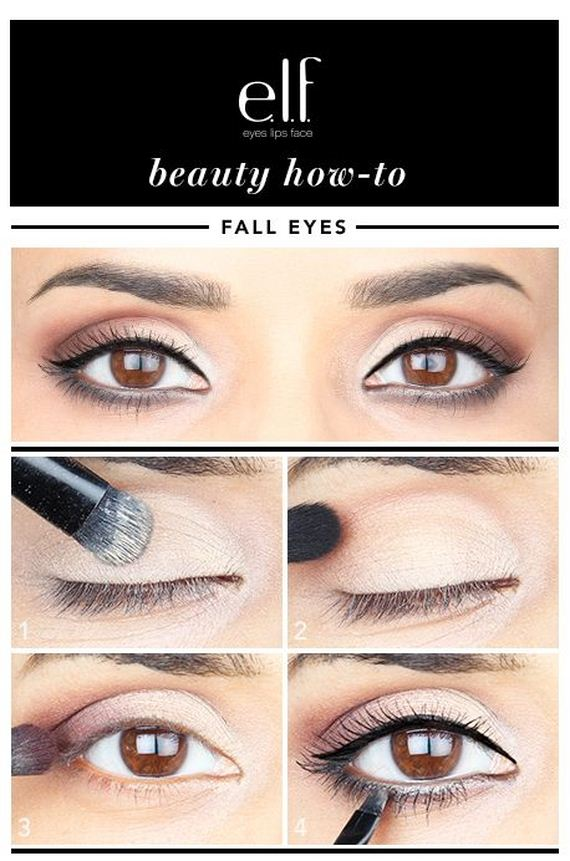 How To Wear Basic Eyeshadow