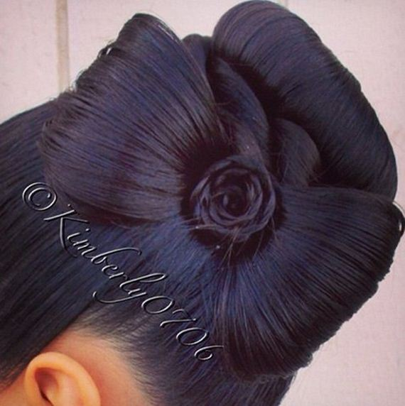 Amazing DIY Braided Bow Bun Hairstyle - Hairstyle bun with bow
