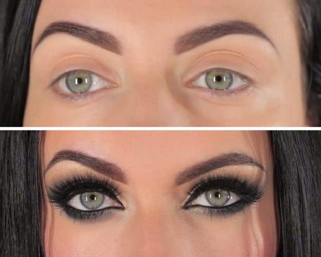 Ben noto Sexy Smokey Eyes Step by Step Makeup Tutorial YN06