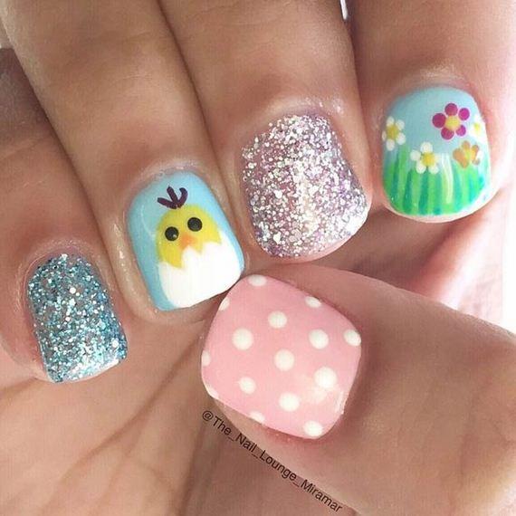 Cool Easter Nail Art Designs 12thblog