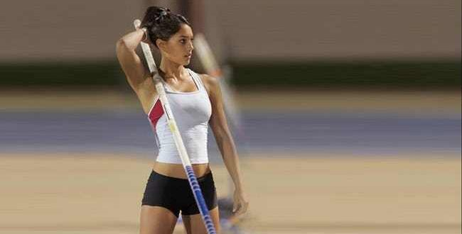 20 Sexy And Hot Allison Stokke Photos