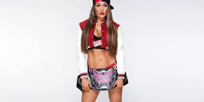 The Hottest WWE Diva Nikki Bella Big Ass Photos