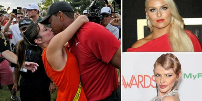 Tiger Woods past girlfriends: The women who have been linked to Tiger Woods