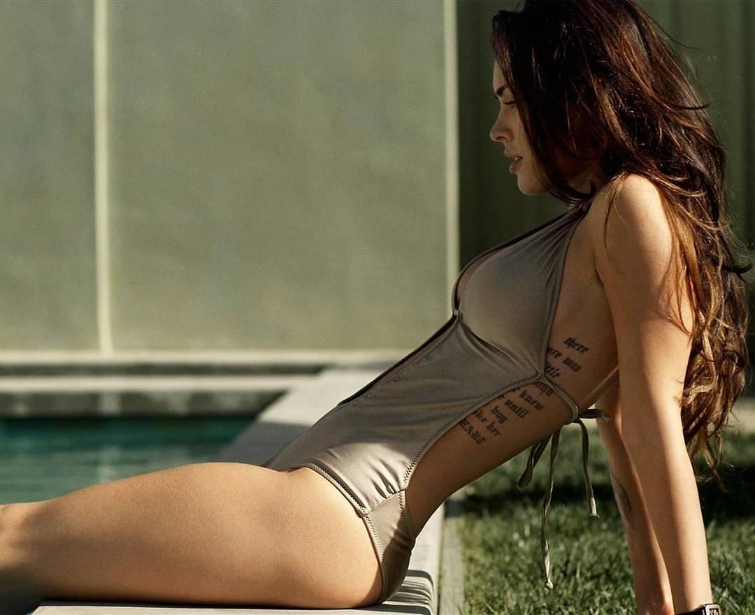 Sexy Ass Megan Fox
