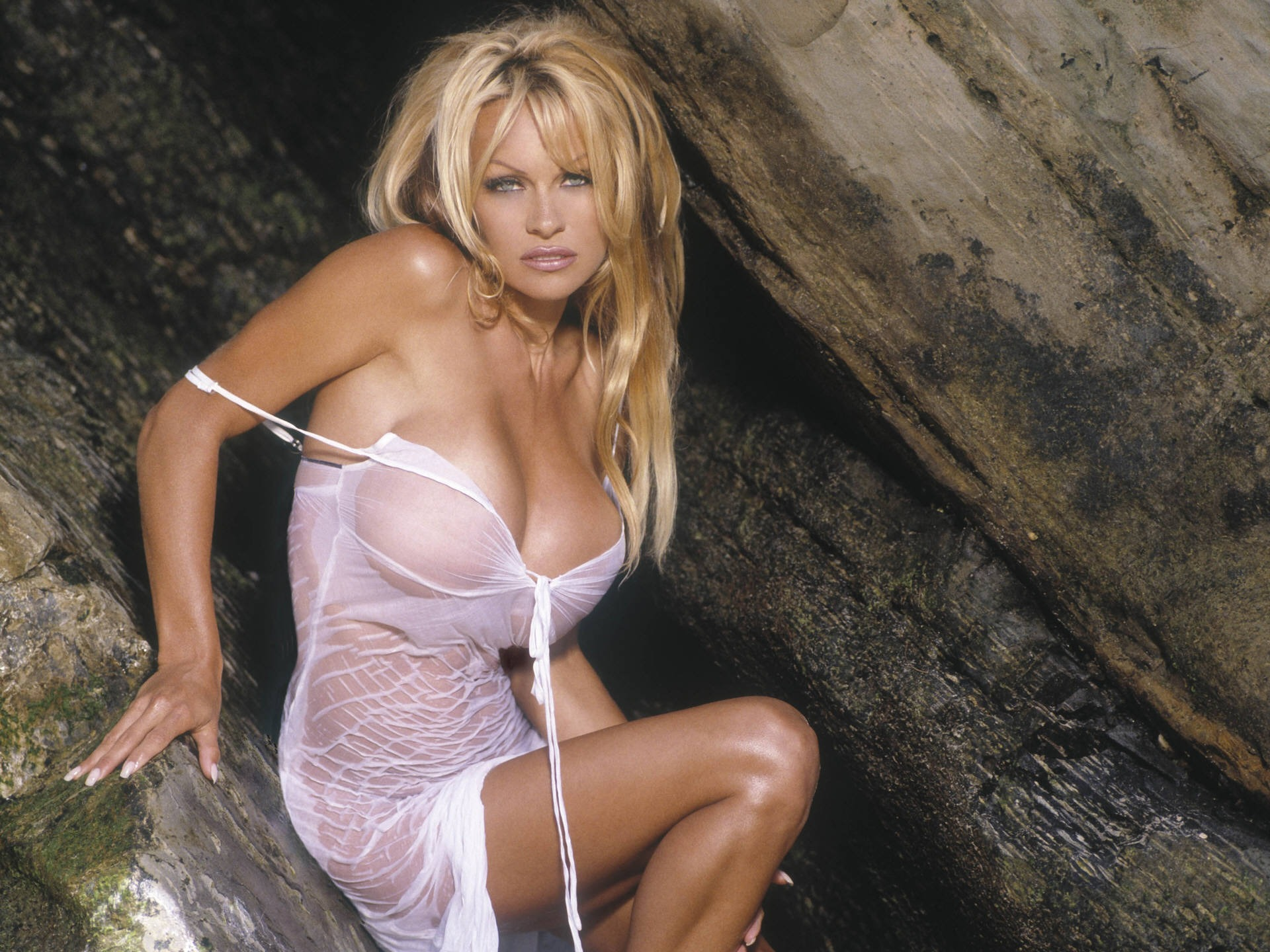 The Hottest Pamela Anderson Photos Around The Net - 12thBlog