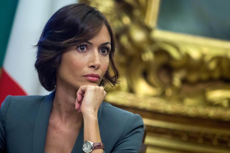 The Hottest Maria Rosaria Carfagna Photos - 12thBlog