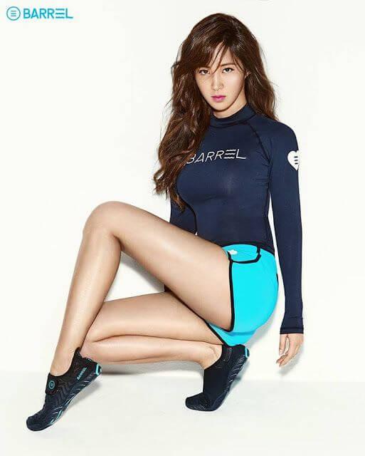 The Hottest Photos Of Kwon Yu-ri - 12thBlog