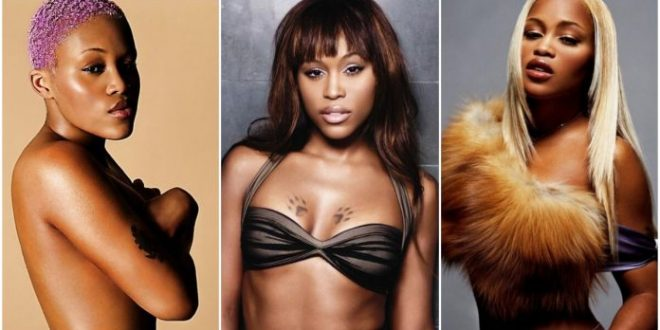 Hot Photos Of Rapper Eve