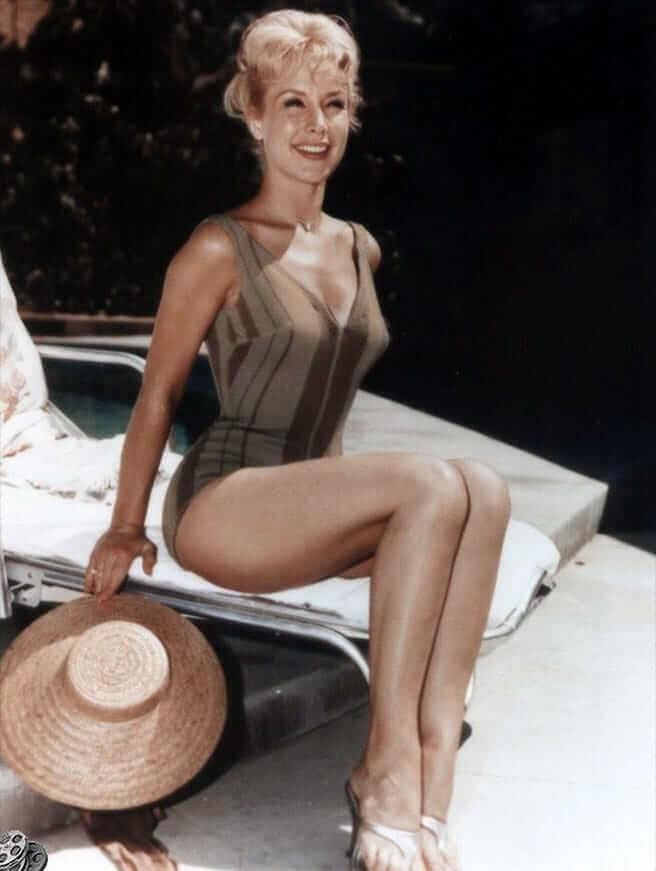 Barbara eden hot