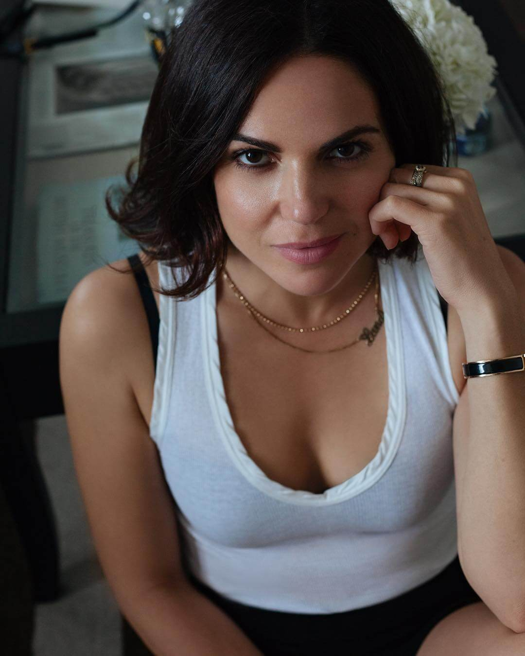 50 Hot And Sexy Lana Parrilla Photos - 12thBlog