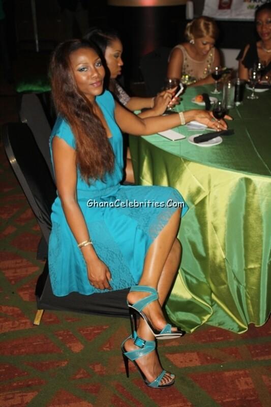 Sexy Pics Nnaji Genevieve#8