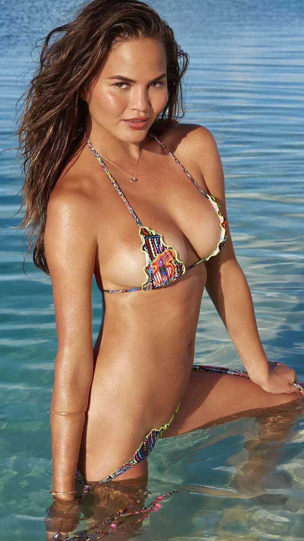 50 Hot And Sexy Chrissy Teigen Photos - 12thBlog