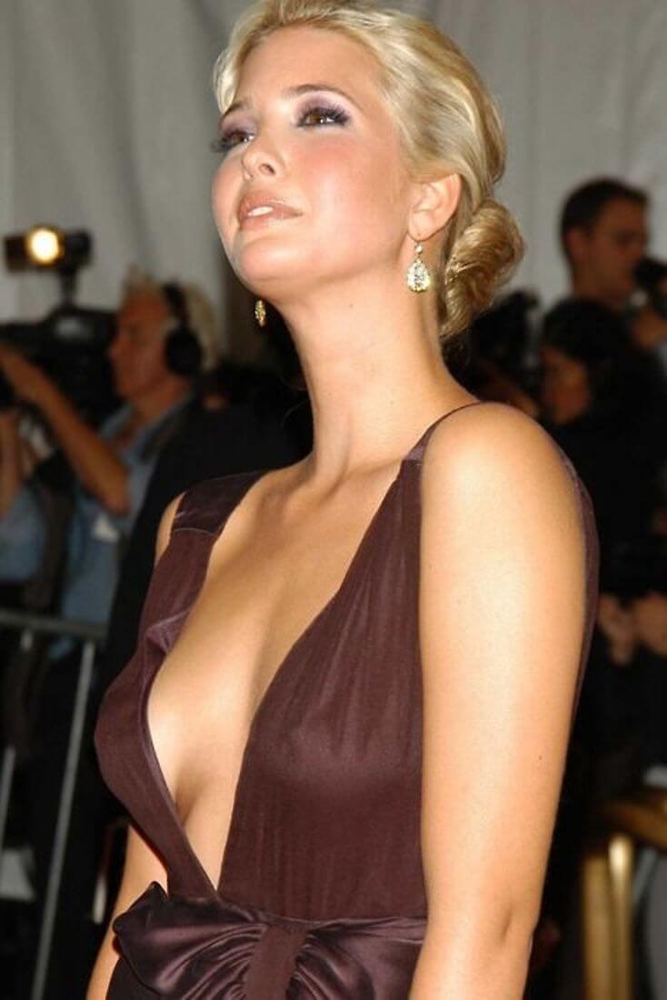 Ivanka trump nude pic