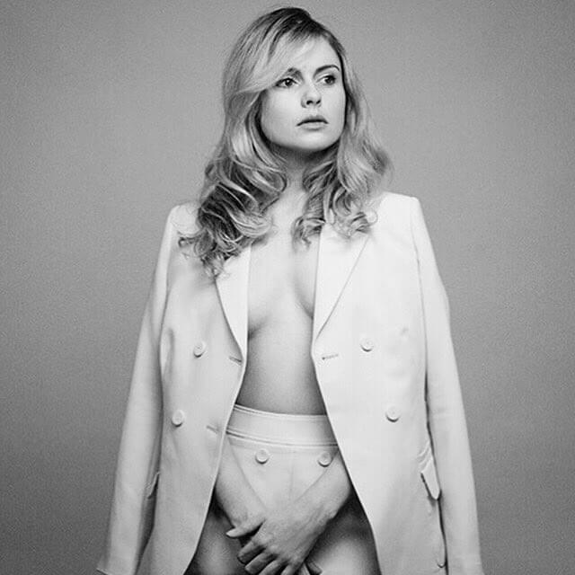 Rose mciver ever been nude