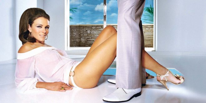 The Hottest Elizabeth Hurley Photos Around The Net