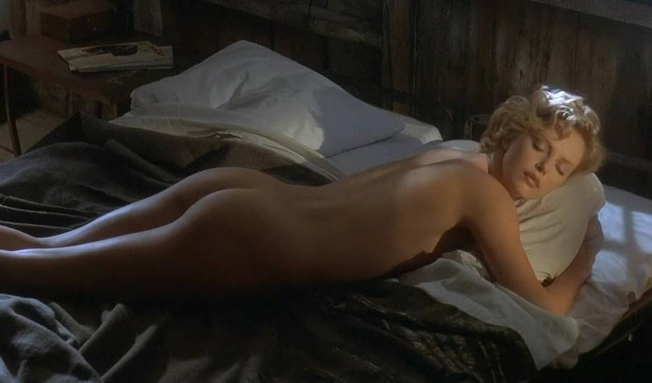 Charlize Theron's Nudity Is Fate