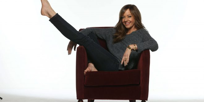 50 Hot And Sexy Photos Of Allison Janney
