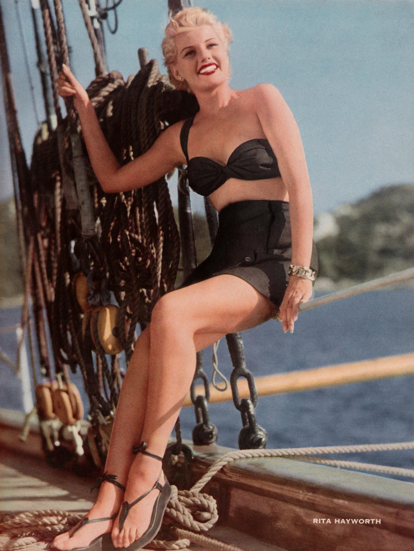 Rita Hayworth - Avain Pakoon