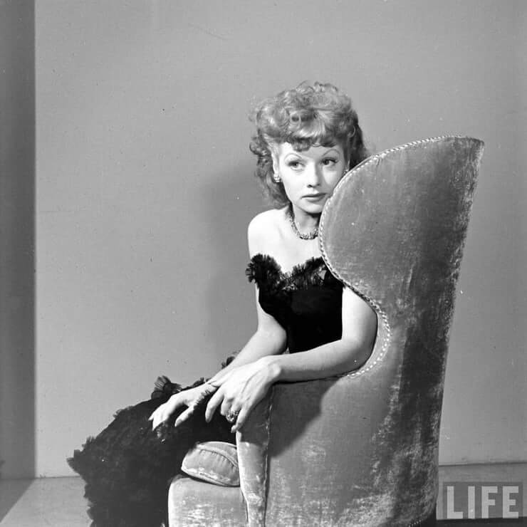 50 Lucille Ball Photos Will Make You Her Biggest Fan