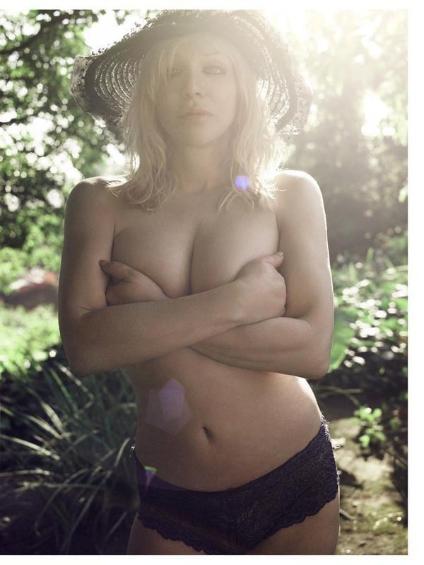 50 горячих и сексуальных фотографий Кортни Лав