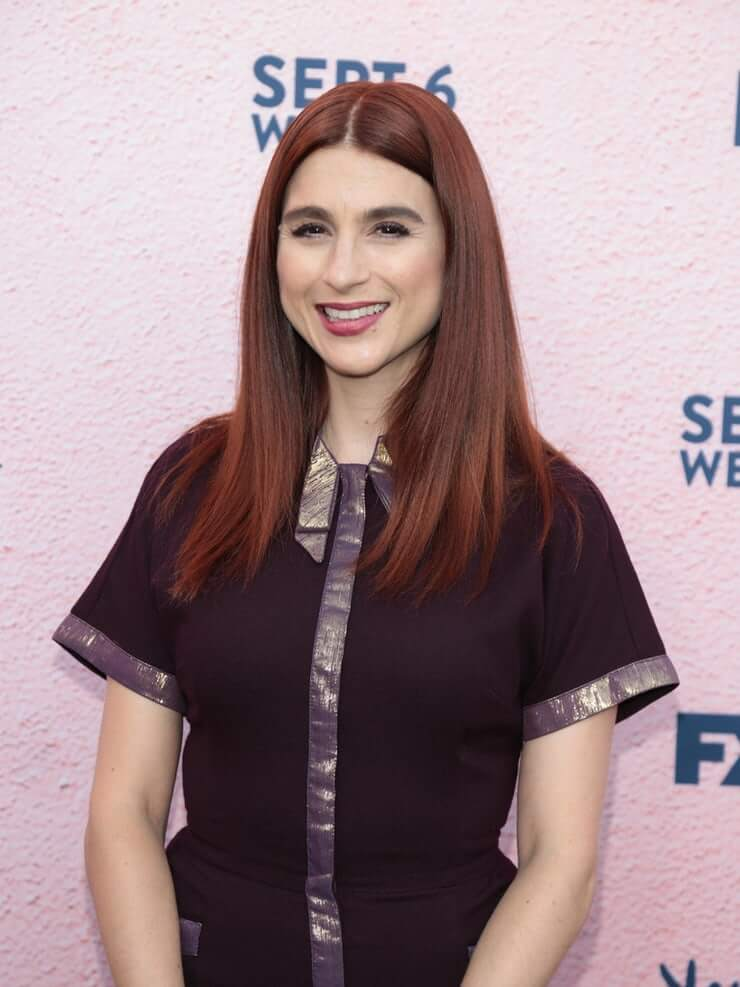 Aya Cash Picture 6 - US Premiere of The Wolf of Wall