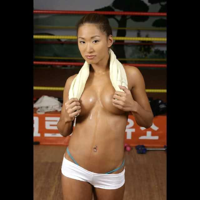 44 горячих фото Гейл Ким, от которых закружится голова