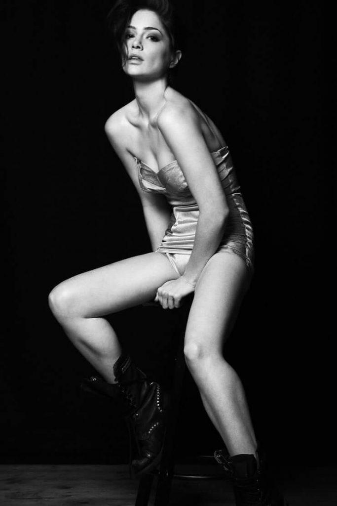 Самые горячие фотографии Джанет Монтгомери в сети