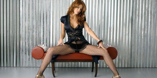 The Hottest Angie Everhart Photos Around The Net