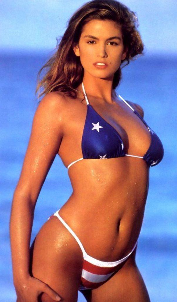50 горячих и сексуальных фото Синди Кроуфорд