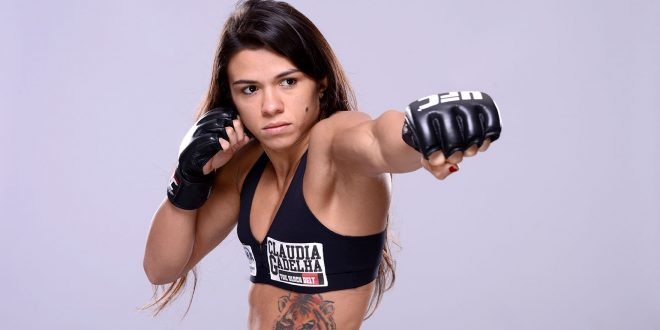 60 Hot And Sexy Claudia Gadelha Photos
