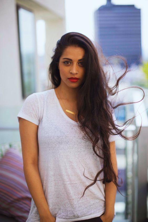 Самые горячие фото Лилли Сингх