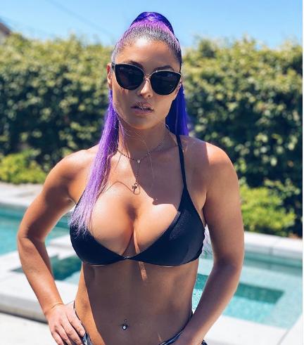 Eva marie boobs