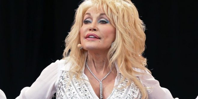 The Hottest Dolly Parton Boobs Photos