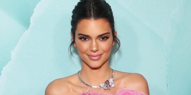 30 Semi Nude Kendall Jenner Photos